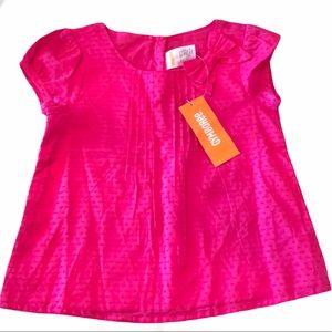Gymboree Pink Top